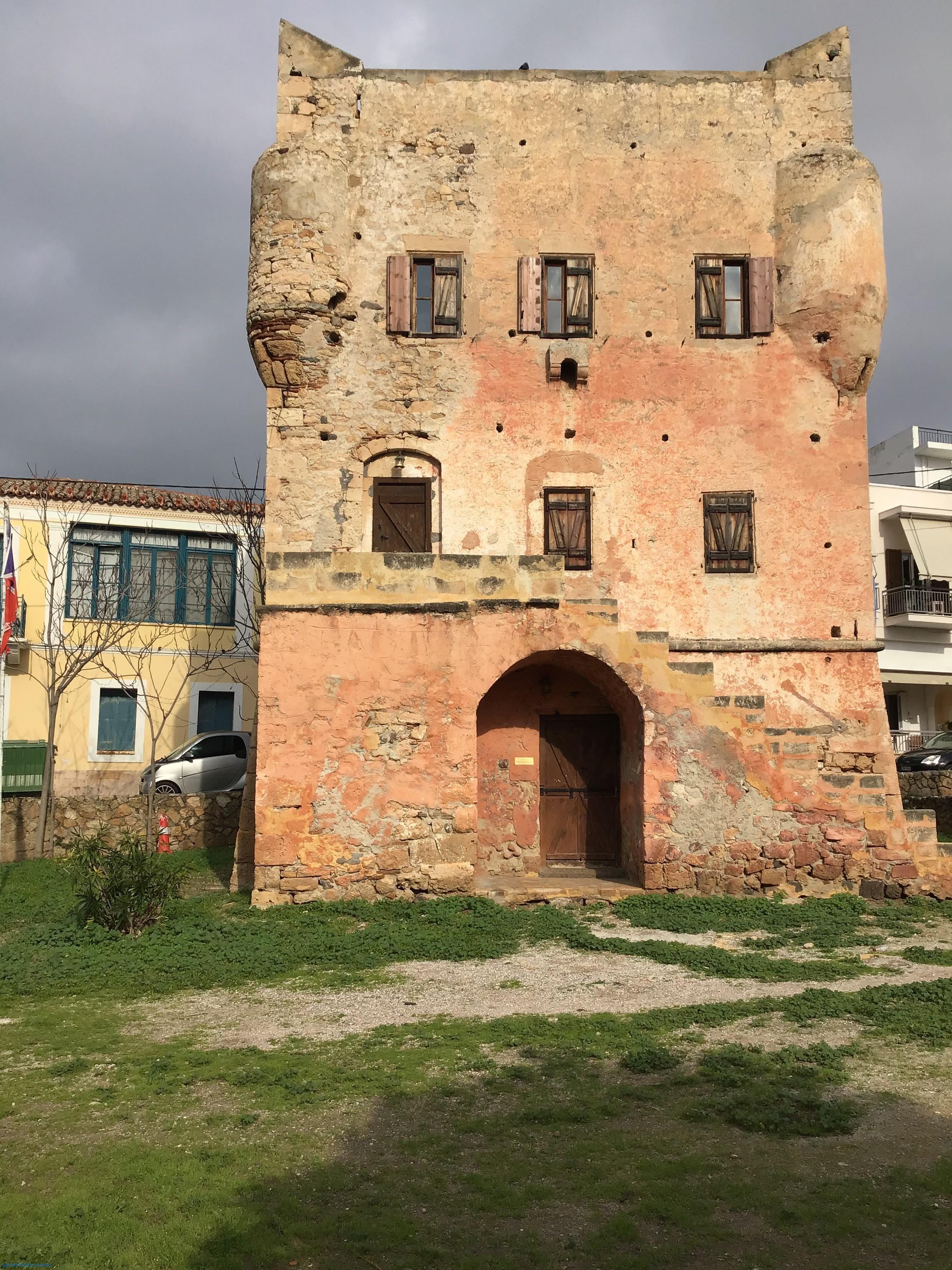 The Venetian era Markellos tower