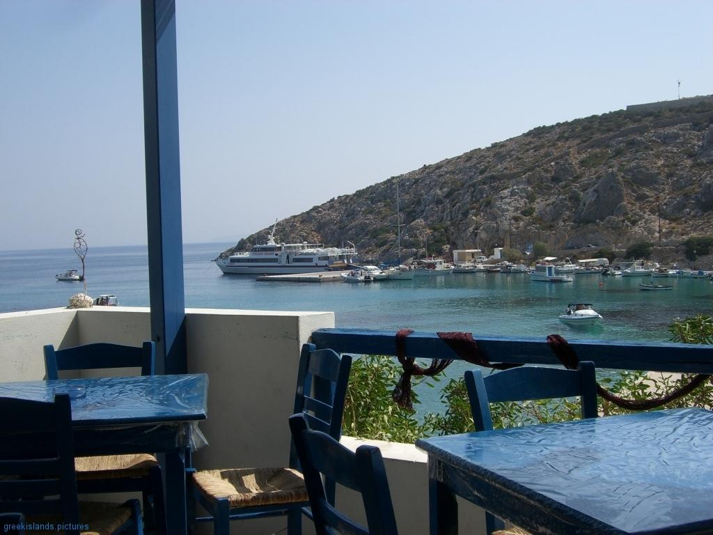 Paros island (Greece, Cyclades)