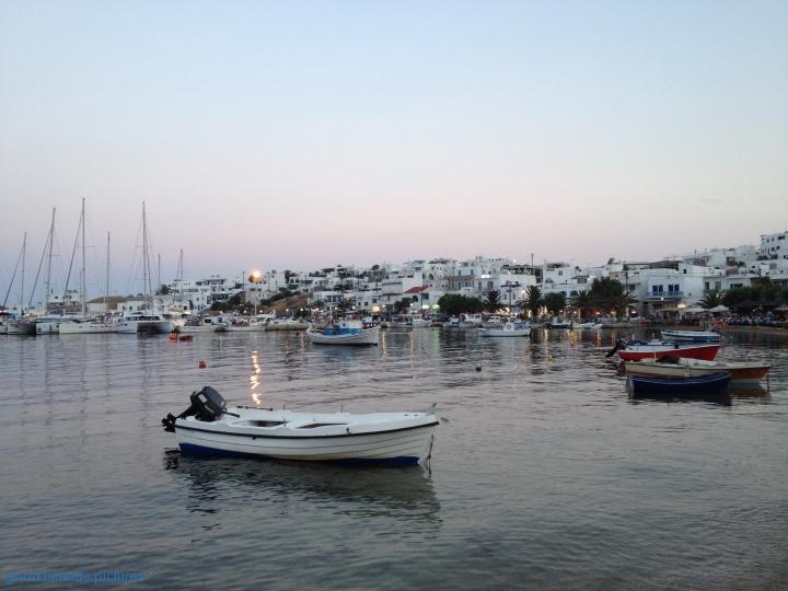 Serifos island (Greece, Cyclades)