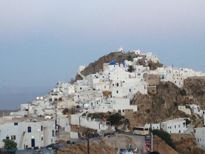 Serifos Chora (Village)