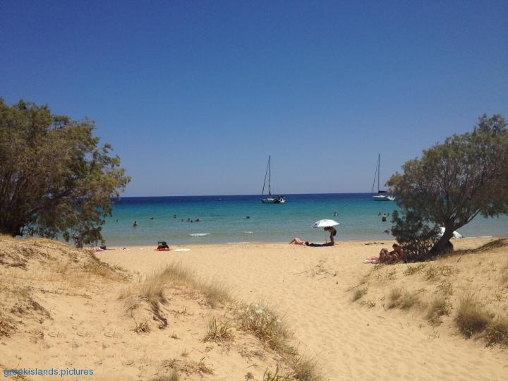 Serifos Psili Ammos Beach