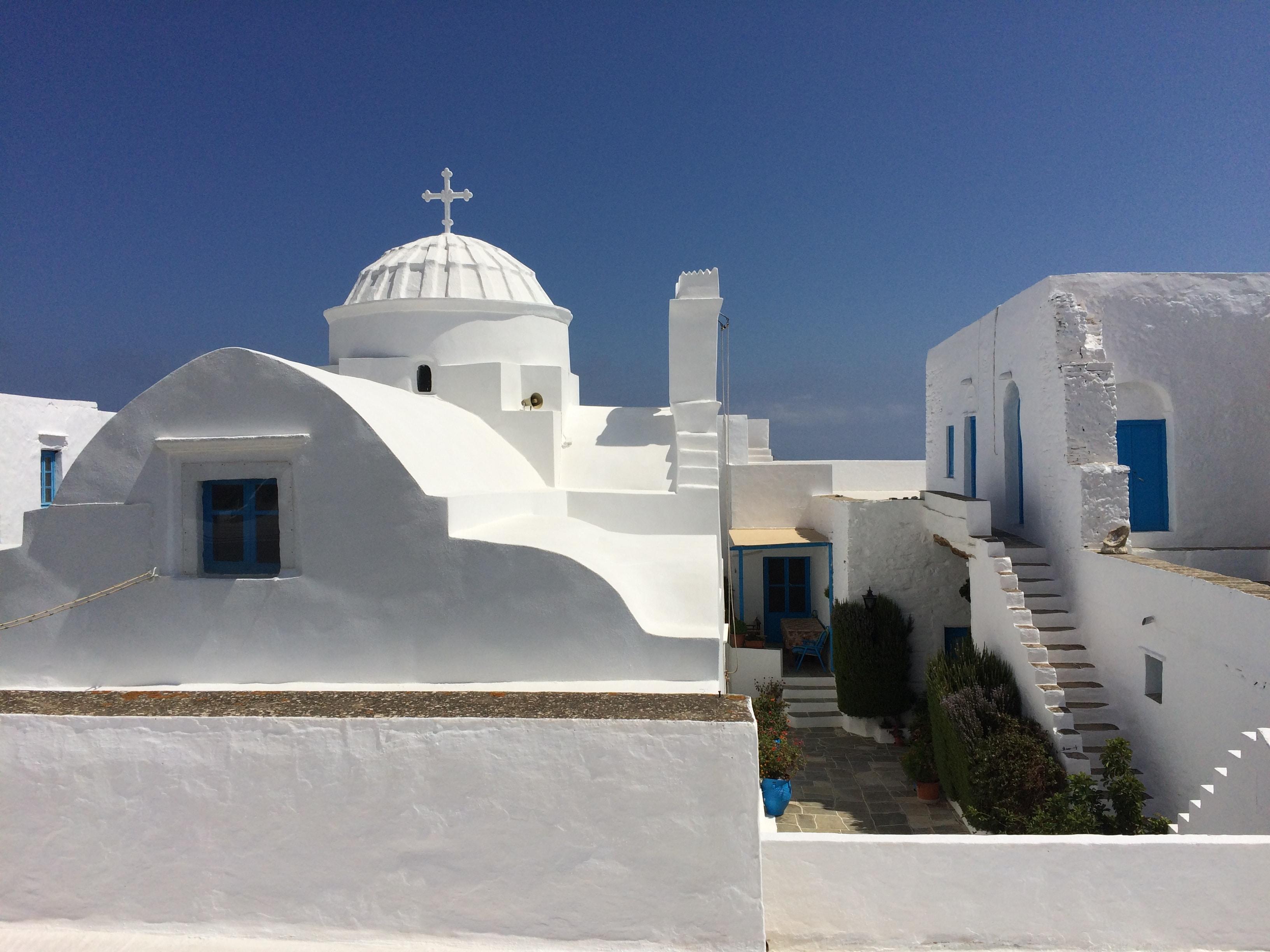Sifnos Island - Exambela village