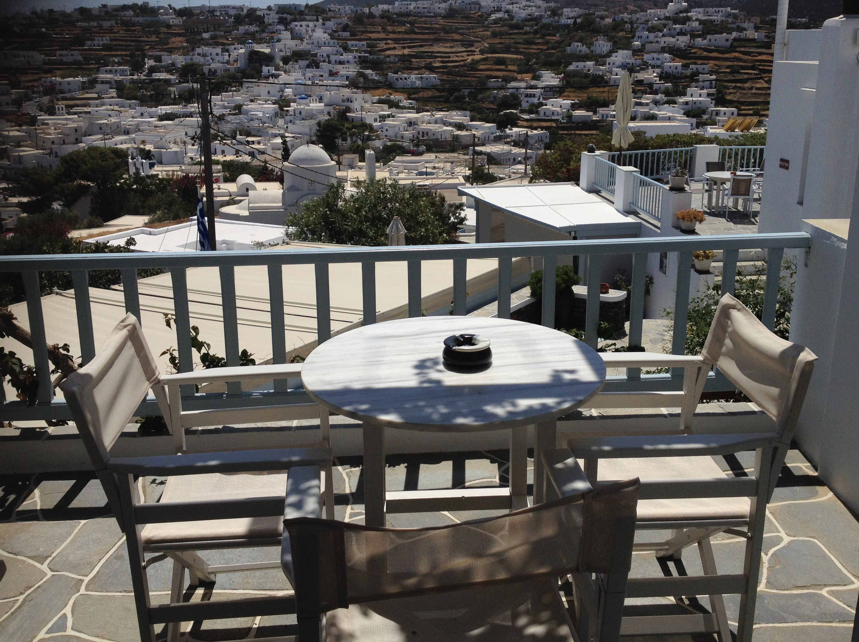 Sifnos Island - Sifnos is Tom Hanks' favorite - Artemonas village