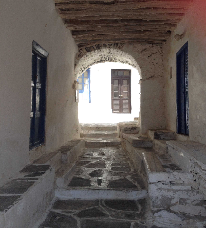 Sifnos Island - Kastro (Castle)
