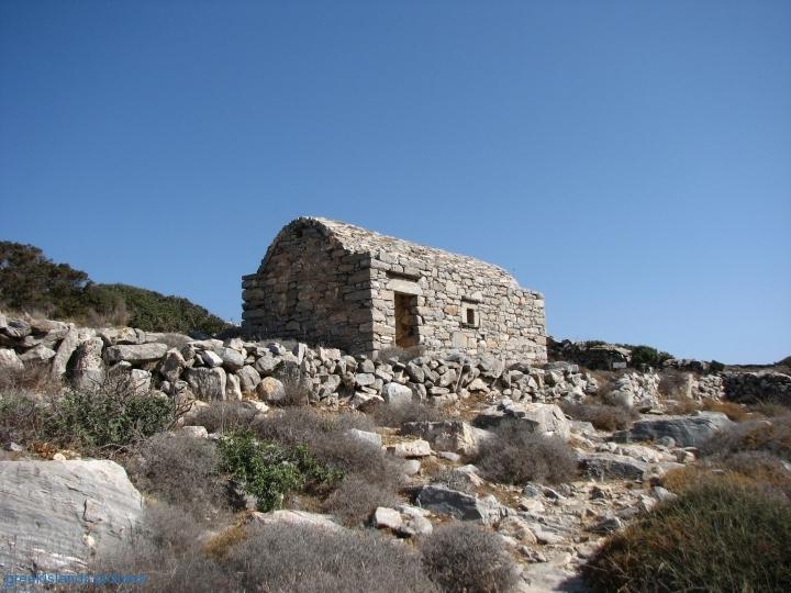 Α stone-built church