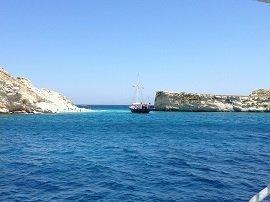 Patmos excursion to Aspronis